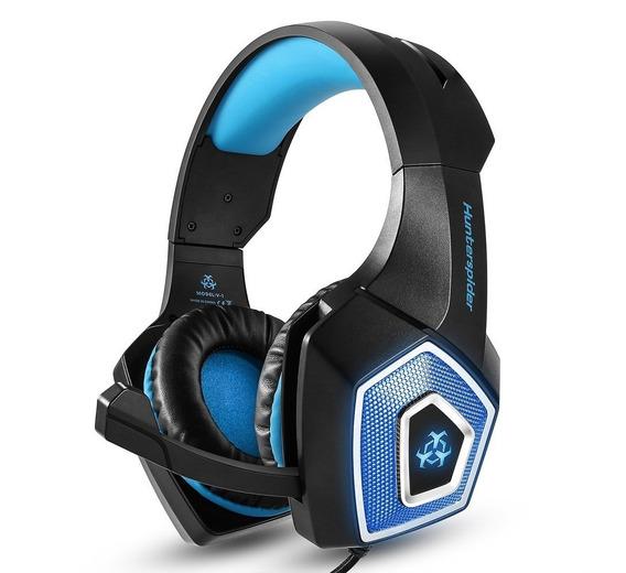 Hunterspider V -1 3,5 Milímetros Wired Gaming Headsets Sobre