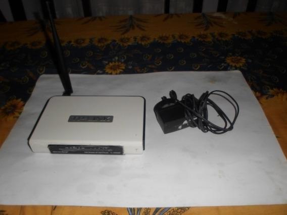 Venta De Router Tp Link Tl Wr543g 54mbps