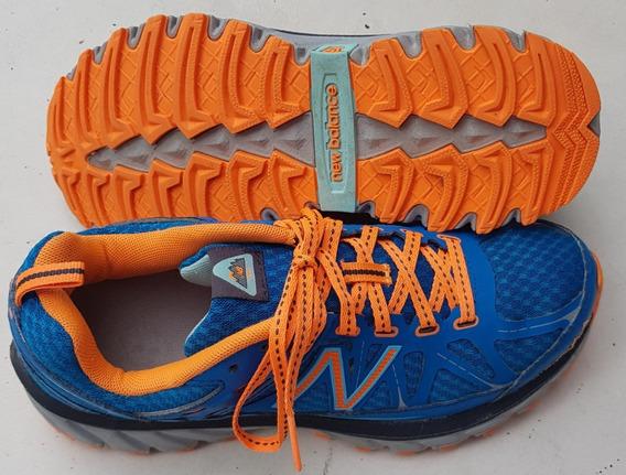 Zapatillas New Balance Wt610 Dama T 37 Ar Trecking Argc0727