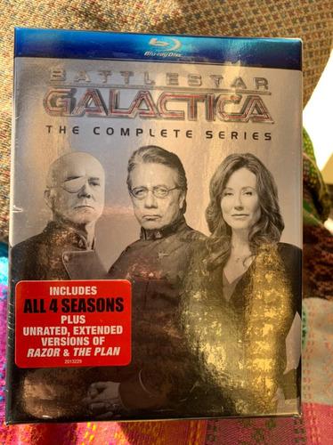 Bluray Battlestar Galactica The Complete Series