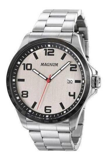 Relogio Magnum Masculino - Ma34450w