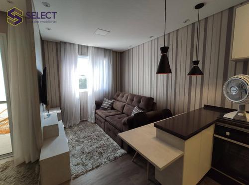 Loft Com 1 Dormitório, 37 M² - Venda Por R$ 354.000,00 Ou Aluguel Por R$ 2.250,00/mês - Rudge Ramos - São Bernardo Do Campo/sp - Lf0037
