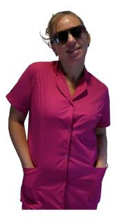 Ambo Profesional Medico Enfermera | Tela Arciel Premium