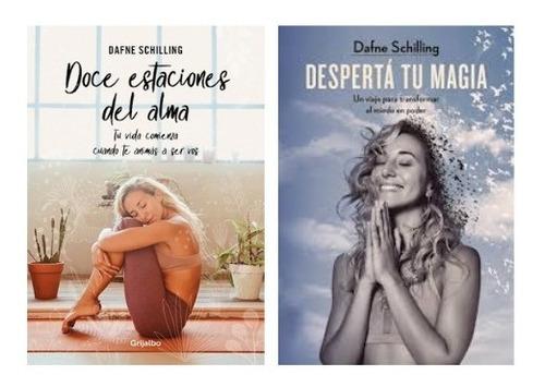 Pack Dafne Schilling - Estaciones + Desperta - 2 Libros Grij