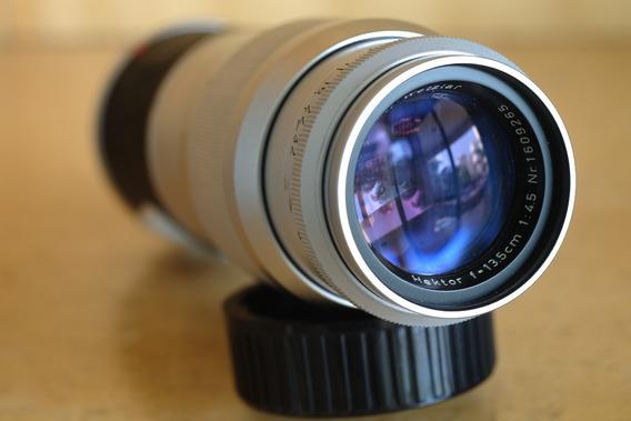 Leitz Leica Hektor 135 4.5 M Excelente Estado