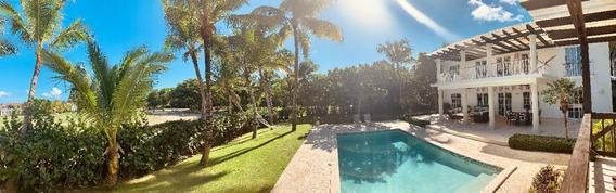 Venta De Hermosa Villa En Tortuga Bay En Punta Cana
