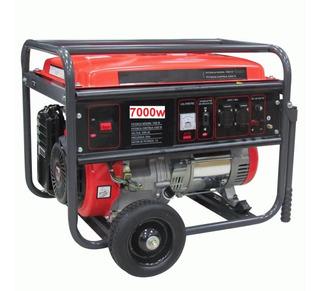 Generador A Nafta 7,0kw 7000w Gran Potencia Garantido !