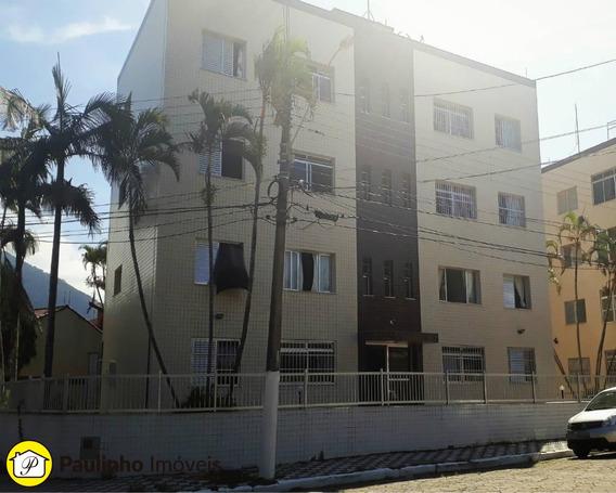 Apartamento Para Locação De Temporada No Centro Da Cidade De Peruíbe E A 200 M Da Praia. - Ap00657 - 33690963