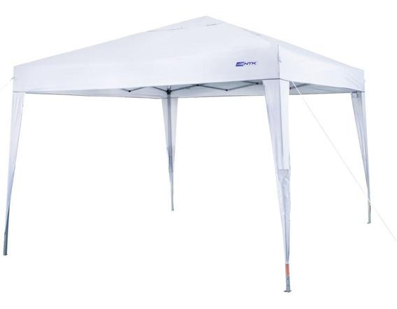 Gazebo Tenda Praia Sanfonado 3x3m Trixx Aluminio Reforçado