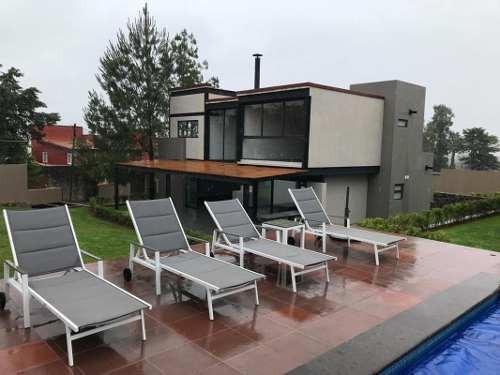 Casa En Condominio En Venta, Valle De Bravo, Estado De México