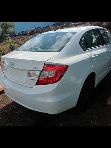 Honda Civic 2015 1.8 Lxs Flex 4p