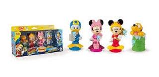 Mickey Mouse - Set De Figuras De Baño