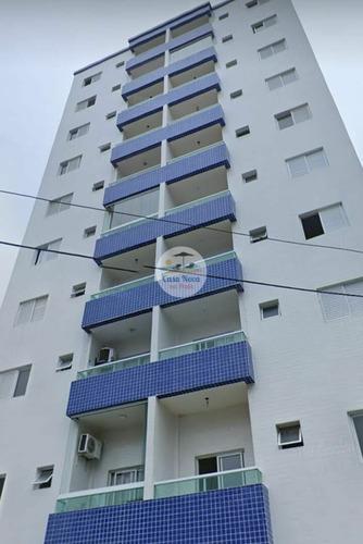 Imagem 1 de 23 de Apartamento À Venda No Bairro Ocian - Praia Grande/sp - 478