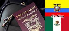 Ha Mexico Sin Visa, Orale Pasajes Aéreos Hospedaje Asesoría