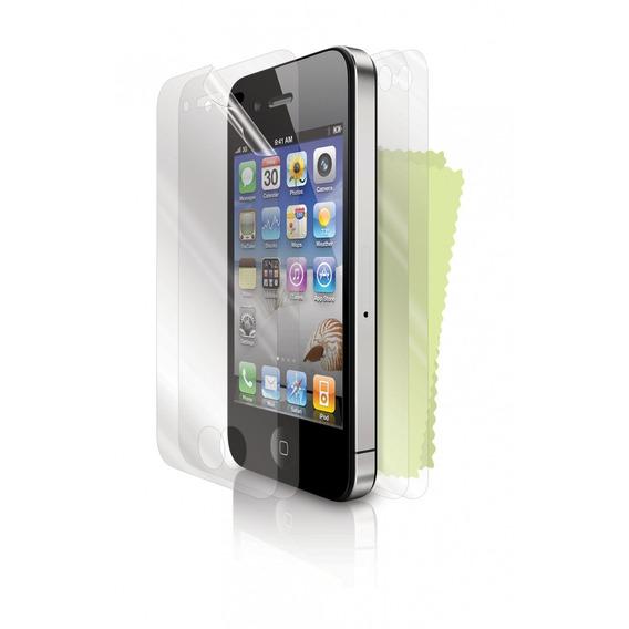Kit 2 Protetores iPhone 4/4s Premium Isound Dgipod1575