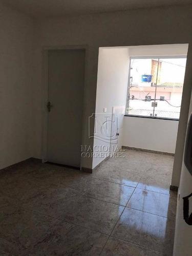 Sala Para Alugar, 16 M² Por R$ 1.200,00/mês - Parque Das Nações - Santo André/sp - Sa0501
