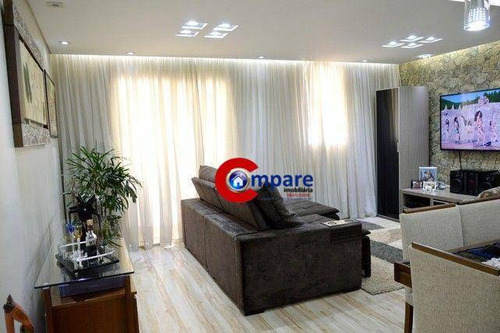 Imagem 1 de 20 de Apartamento 2 Dorms 2 Suites 2 Vagas - Ap9991
