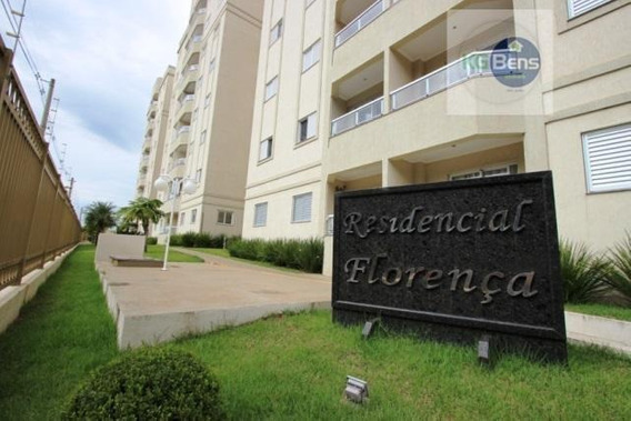 Apartamento Residencial À Venda, Jardim America, Paulínia. - Ap0044