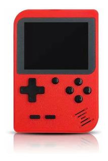 Consola Portatil De Videojuegos 3 Pulgadas 500 Juegos Clásic