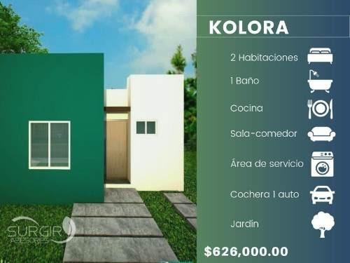 Casa Sola En Venta Agua Nueva