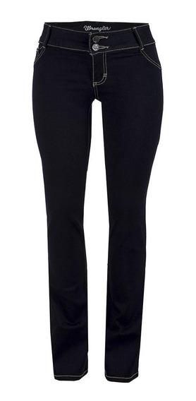Jeans Vaquero Wrangler Mujer Booty Up U12