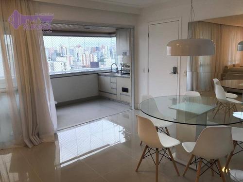 Apartamento À Venda, 115 M² Por R$ 899.000,00 - Centro - Santo André/sp - Ap0893