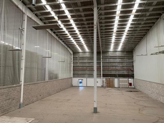 Nave Industrial En Renta. Parque Ind. Benito Juarez