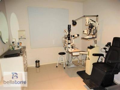 Oftalmologistas, Consultório Mobiliado E Equipado, 72m² No Bom Retiro - Pt0006