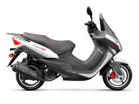Moto Scooter Zanella Styler Cruiser 150 Nuevo Modelo Usb 0km