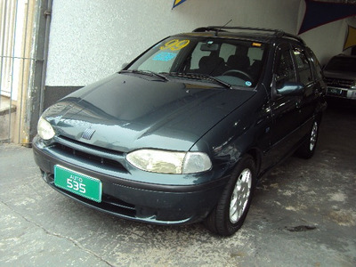 Fiat Palio Weekend Stile 1.6 16v - 1999/1999 - Muito Nova
