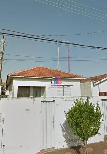 Terreno À Venda, 410 M² Por R$ 280.000,00 - Vila Cordenonsi - Americana/sp - Te0257