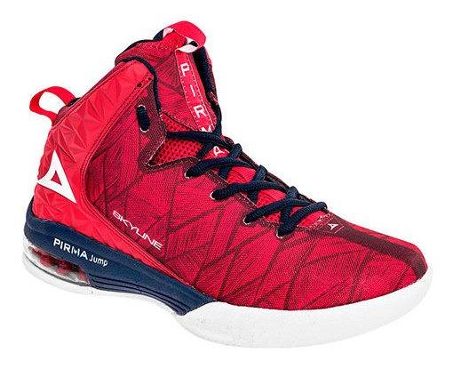 Pirma Sneaker Deportivo Niño Rojo Sint Bota J99367 Udt