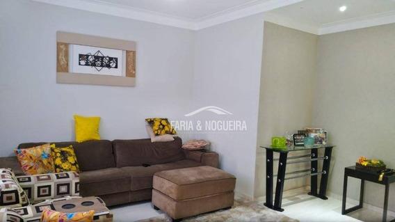 Casa Residencial À Venda, Santa Cruz, Rio Claro. - Ca0414