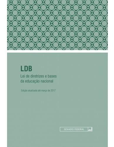 Ldb Lei De Diretrizes E Bases Da Educação Nacional Livro