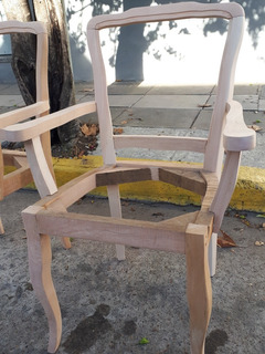 Esqueleto/estructura Sillon/silla Con Apoya Brazos.fabricant