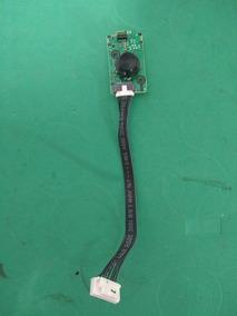 Placa Botão Power Tv Samsung Un32eh4000