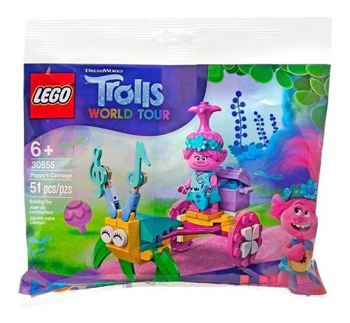 Lego Trolls World Tour Poppys Carriage 30555