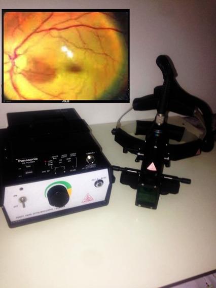 Oftalmoscópio Binocular Indireto Eyetec Com Câmera De Video