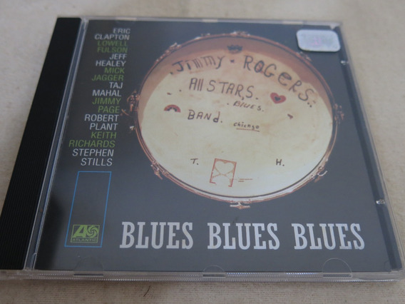 Cd The Jimmy Rogers All-stars Blues Blues Rolling Stones