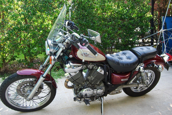 Yamaha Xv 535 Virago!!