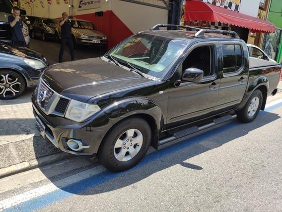 Nissan Frontie Xe Cabine Dupla 2.5 Diesel 2009