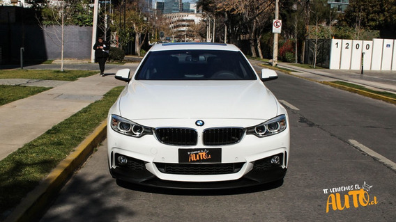 Bmw 420i Coupe 2015