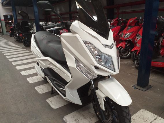 Scooter Electrico Sunra T9 Litio 60 Ah 5000w 90 Km/h