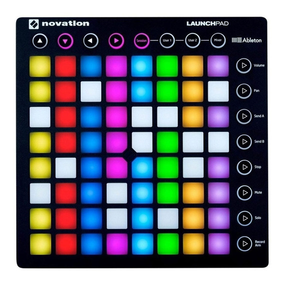 Launchpad Novation Rgb Mk2 Pad Controladora