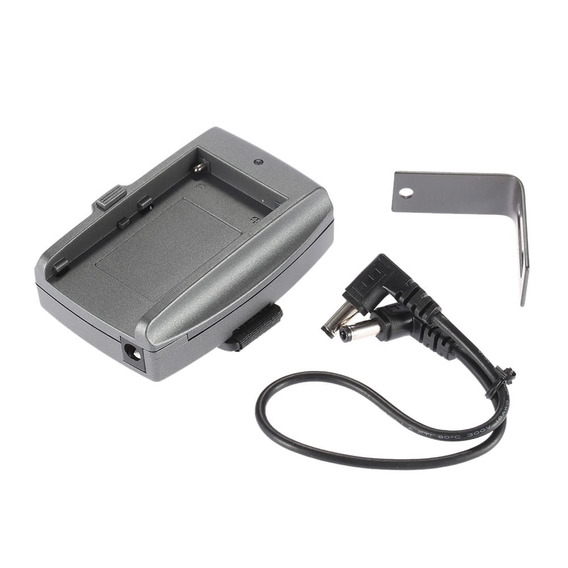 Battery Adapter Plate Base For Sony Np-f 970 F750 F550