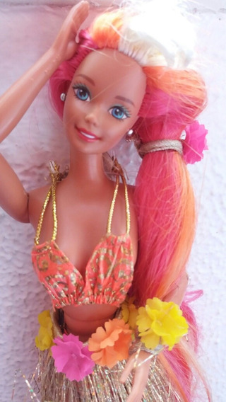 Barbie Hula Hula Hair