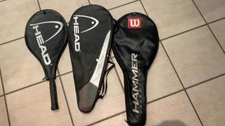 Raquetas De Tenis En Perfecto Estado