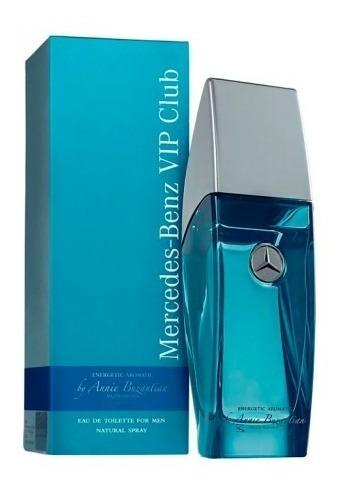 Mercedes Benz Perfume Vip Club Energetic Aromatic Edt 50ml