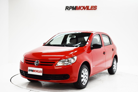 Volkswagen Gol Trend Pack I 5p 2012 Rpm Moviles