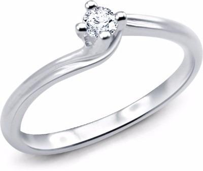 Solitário Amor Amor Em Ouro 18 K E Diamantes